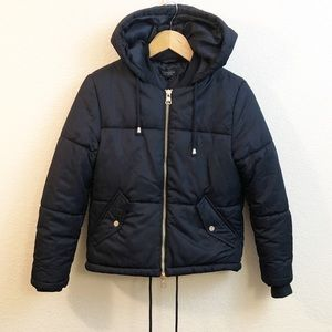 Topshop Puffer Jacket - Excellent Like New